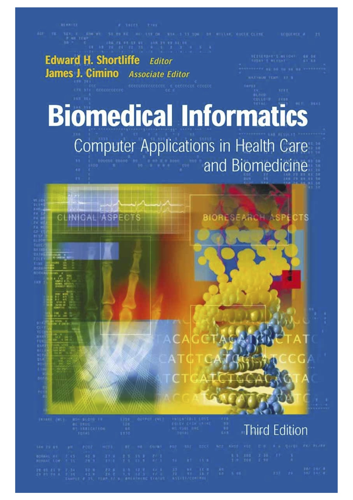 Health Informatics what are subjects